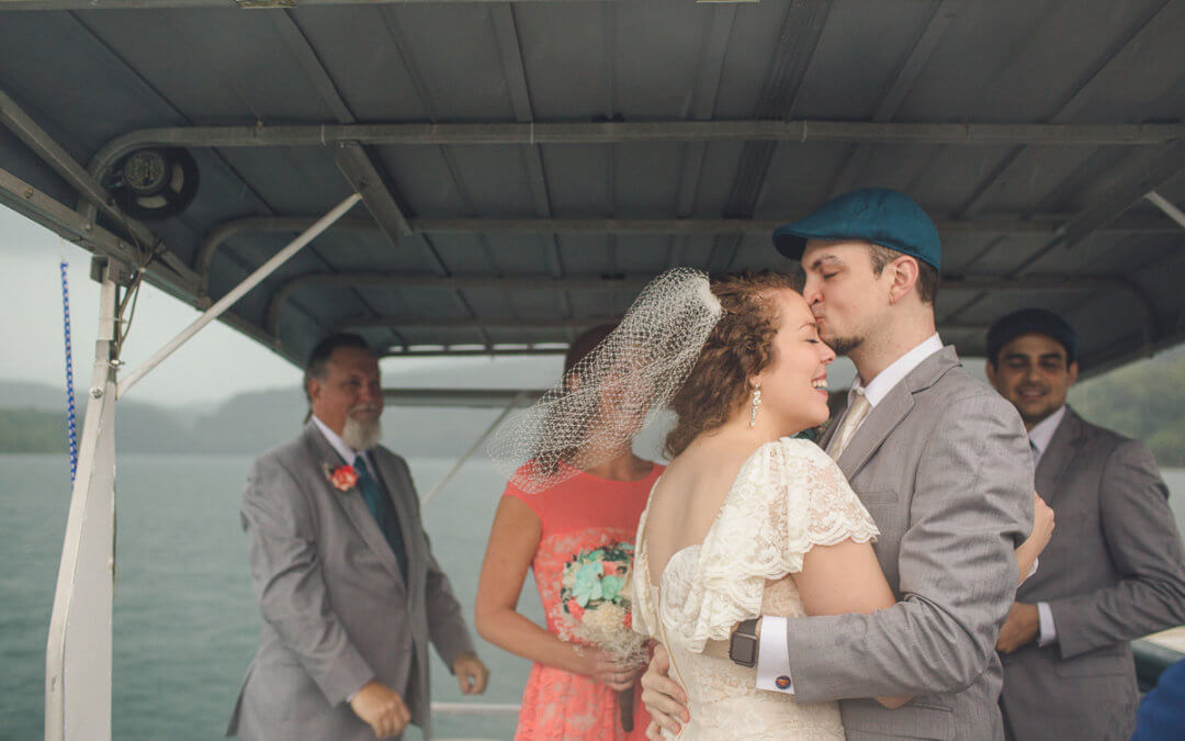 LOVE ON A BOAT: JENNINGS RANDOLPH LAKE